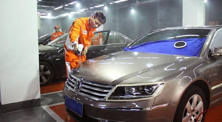 佰邦汽车美容技术培训高薪就业保障