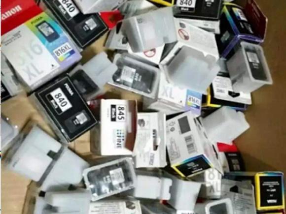 各种型号的打印机废旧墨盒雷竞技官网app像佳能废旧墨盒惠普废旧墨盒爱普生