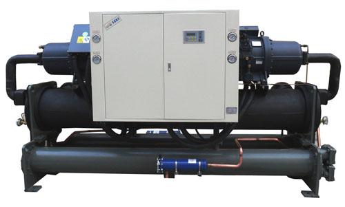 低温型螺杆式冷水机
