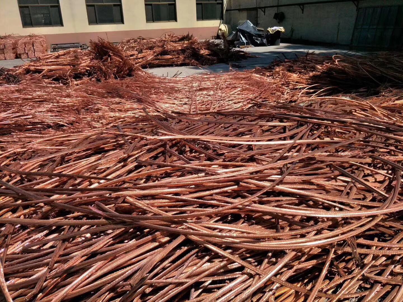 保定废铜回收公司价格