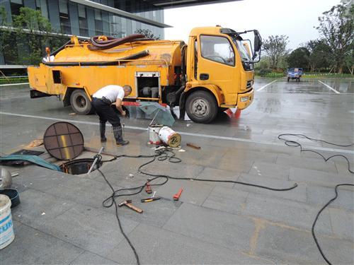 上海松江区疏通下水道清洗管道服务