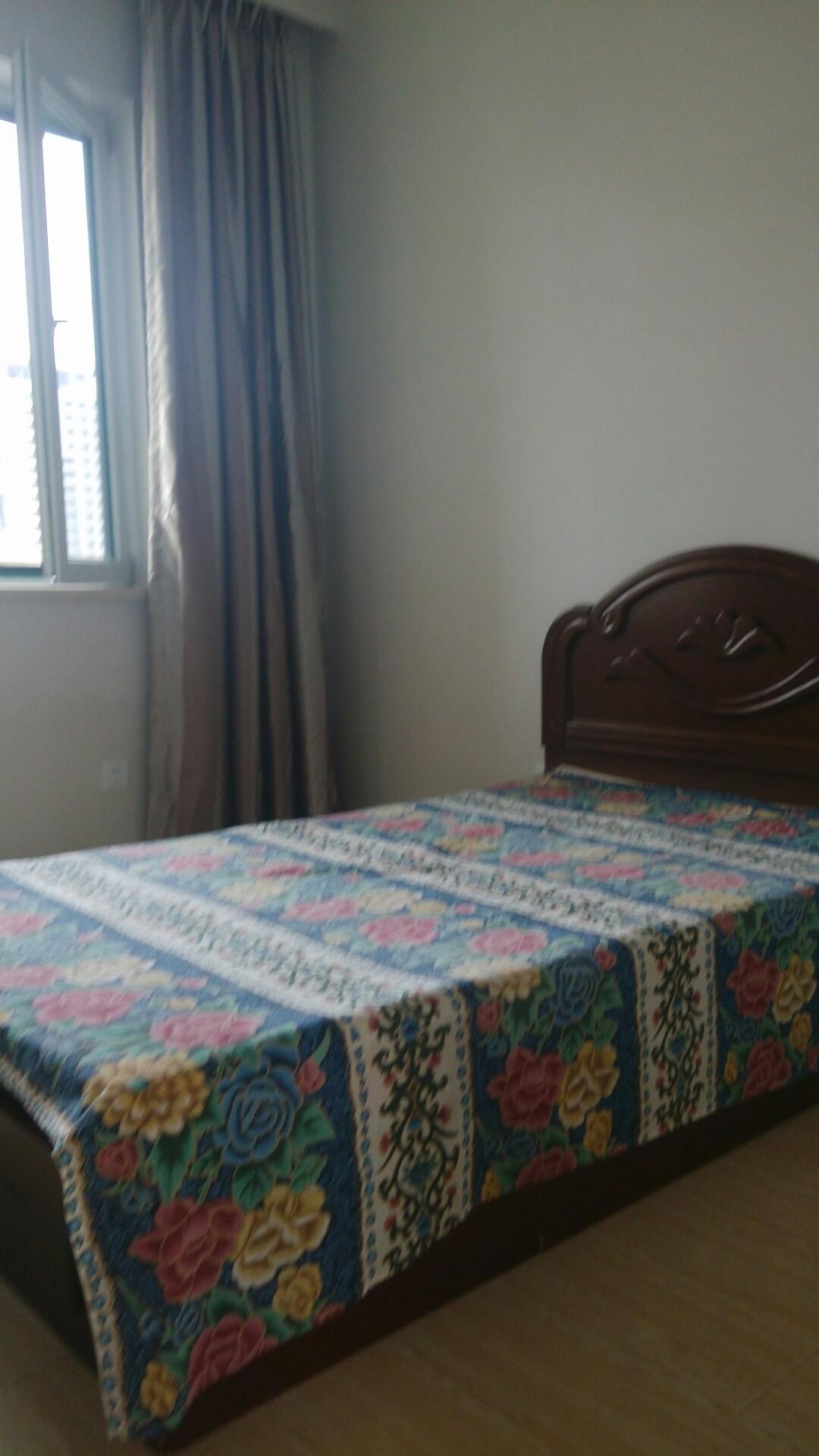 上城左岸小区107平3室2厅吉屋出租