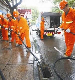 沌口开发区抽粪价格雨污管道清洗公司