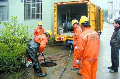 塘沽开发区管道清洗疏通.抽粪.清理隔油池.通下水