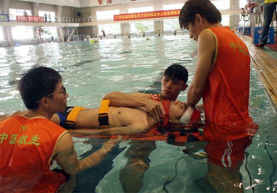 山西省考取游泳救生员要符合哪些条件?怎么报名?