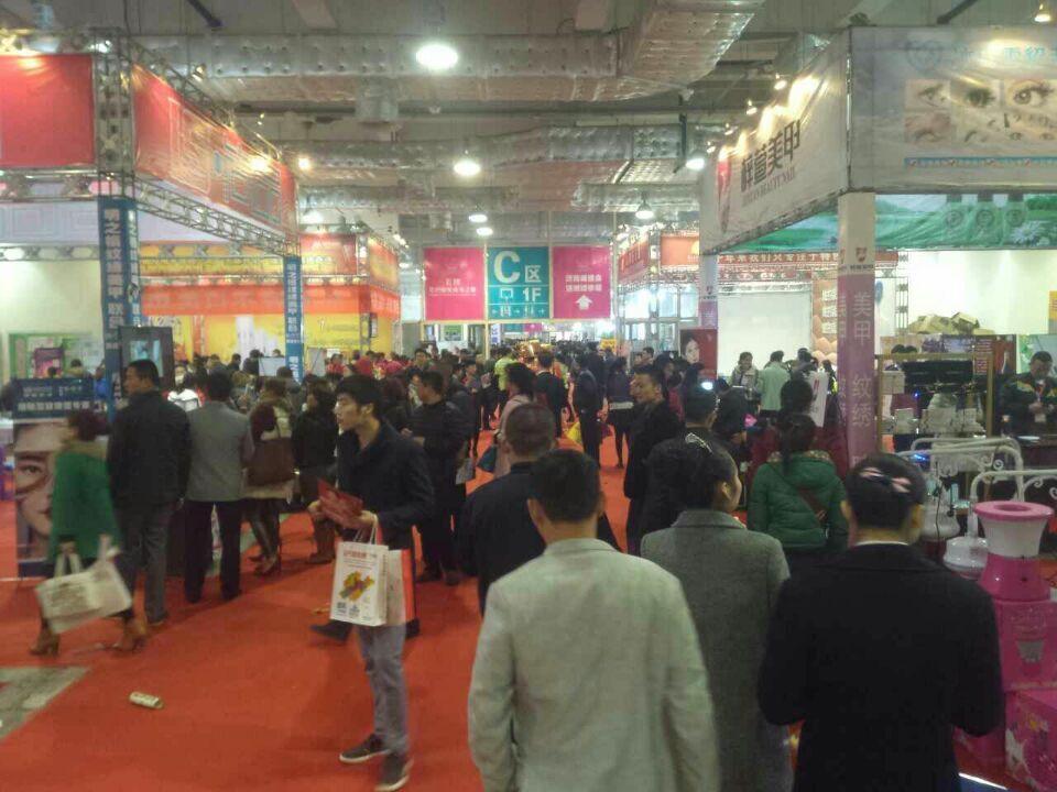 武汉加油2020年河南郑州CBD美博会延期后时间确定为8月7至9日