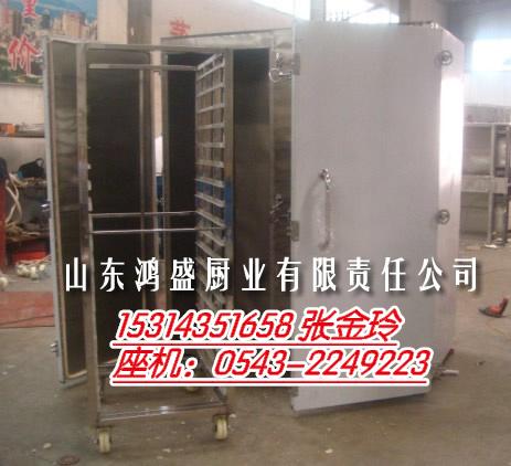 图-大同市新荣区供应馍馍厂家馒头蒸食设备-不锈钢蒸房-厂家直销
