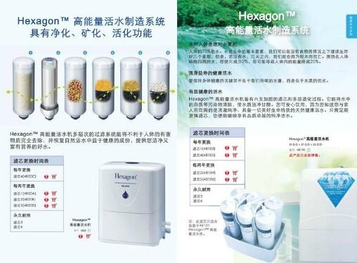 喝放心水就选择维迈高能量活水机