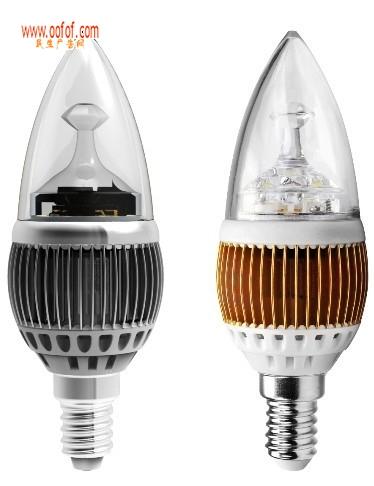 led蜡烛灯节能灯泡